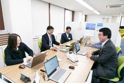 就労移行支援manaby大阪本町事業所写真5