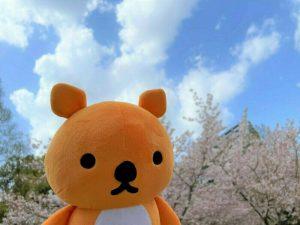 就労移行支援マナビー大阪本町・マナビーくん写真
