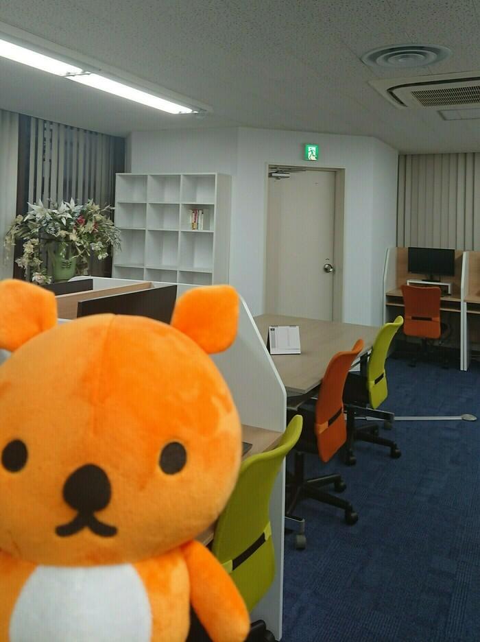 就労移行支援マナビー大阪本町施設写真